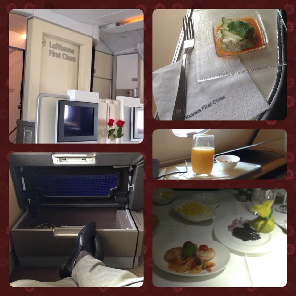 Travel well - Lufthansa, 2015