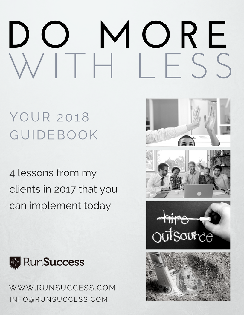 Do More With Less Guidebook - Run Success.png