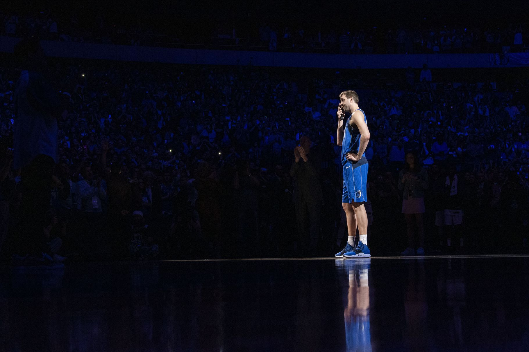 dirk nowitzki - 41.21.1. A CELEBRATION