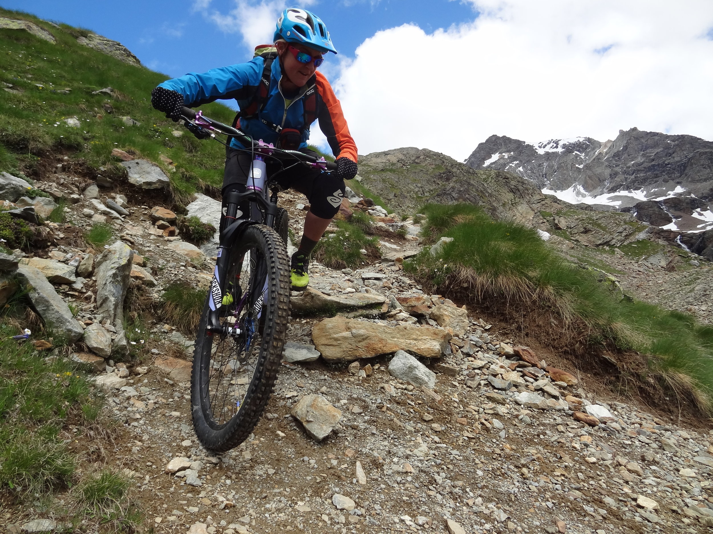 Tour of the Matterhorn MTB. Image: Pete Dodd