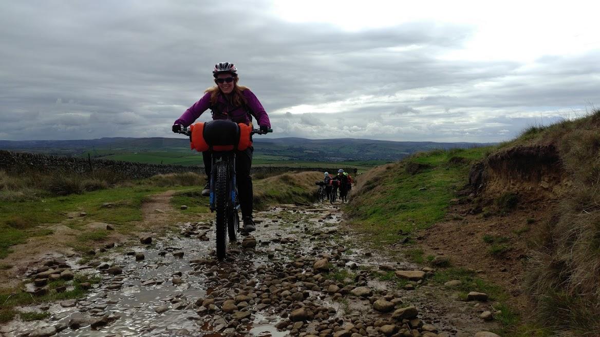 October Bikepacking in the Peak District