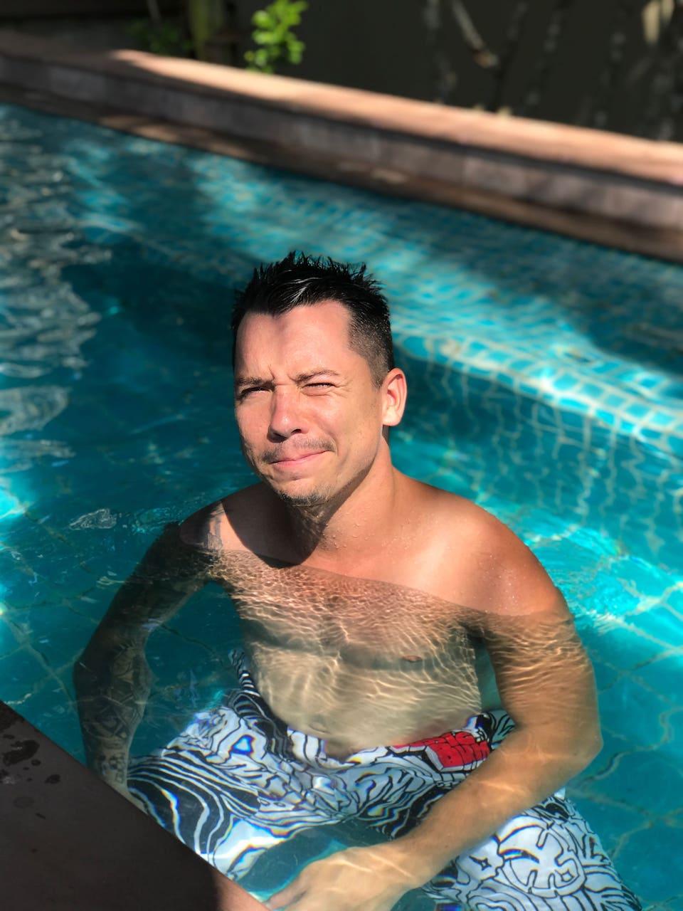 hot springs pai thailand