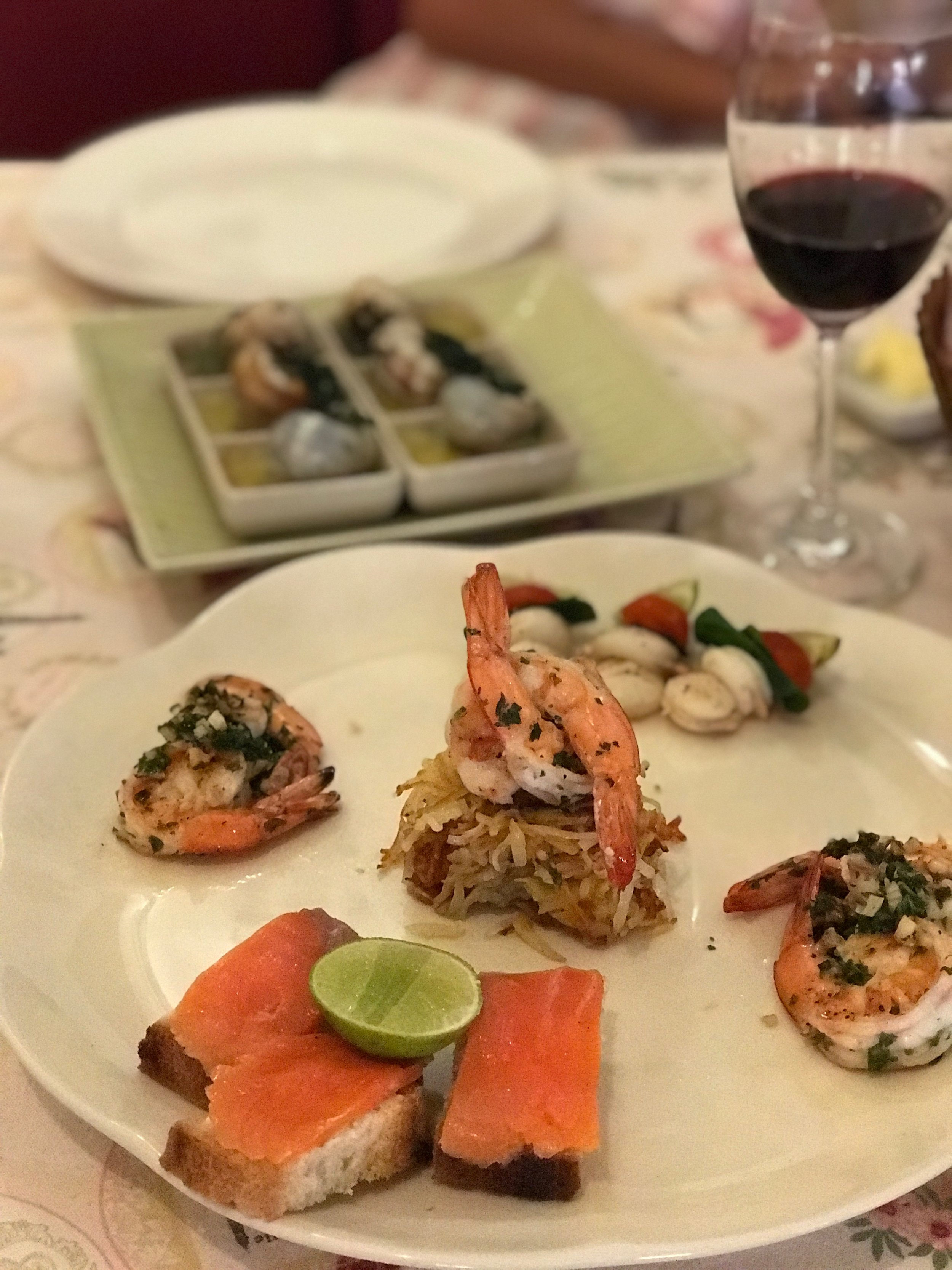La terrasse is one of our favorite Chiang Mai restaurants