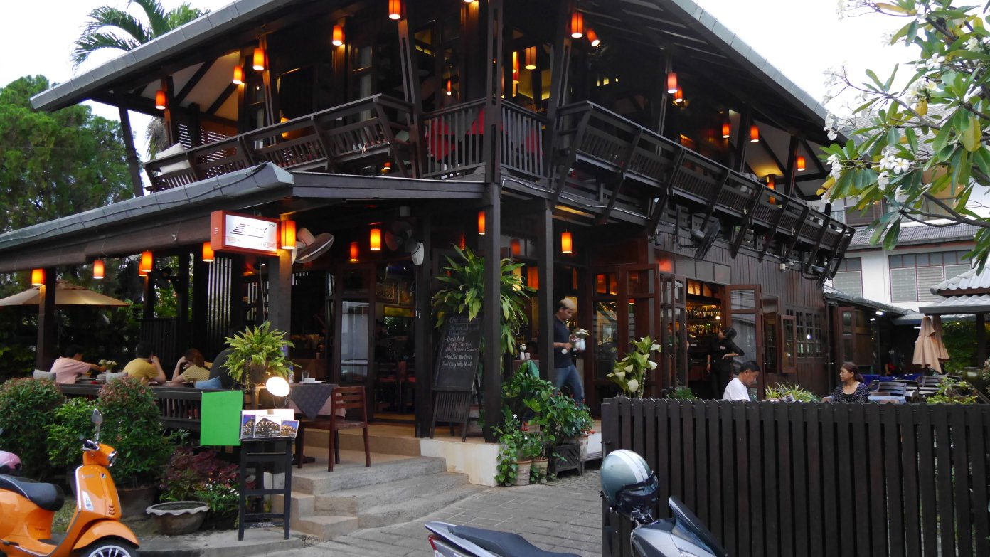 Dash is one of our favorite Chiang Mai restaurants
