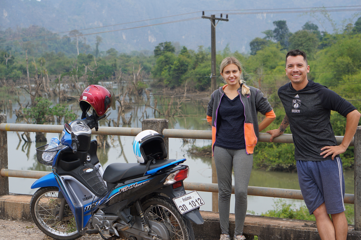 Thakhek Bike Loop Laos