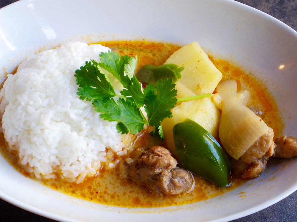 Bangkok Thai Massaman Curry