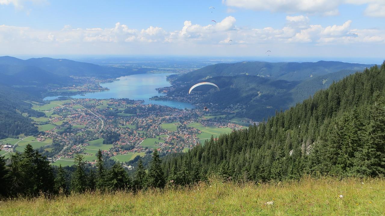 lakes of germany Tegernsee