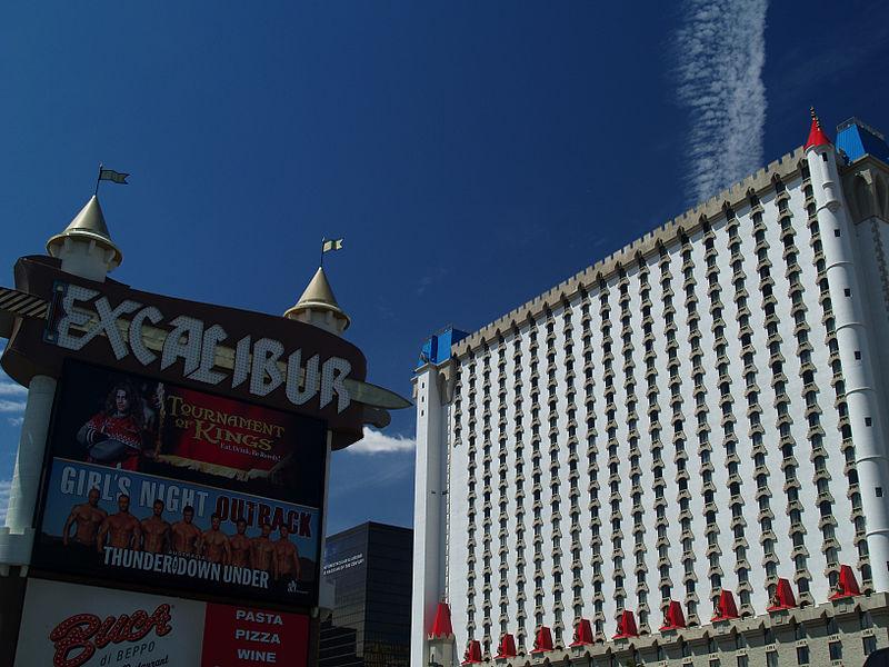 Excalibur Nevada