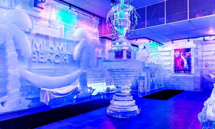 Ice Bar Miami