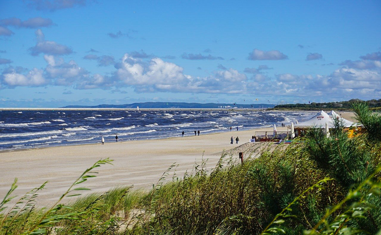 germany natural attractions Usedom Island