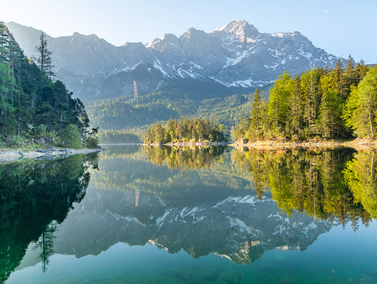 natural attractions in germany