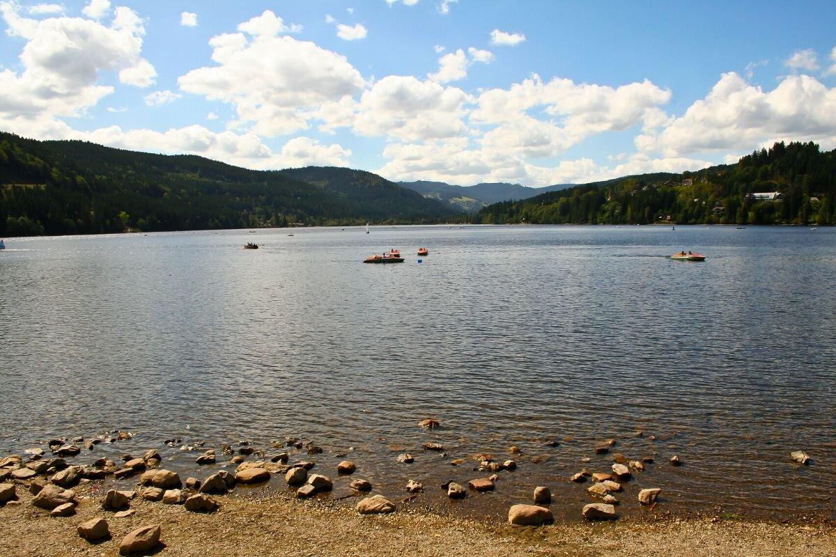 Titisee best lakes in bavaria