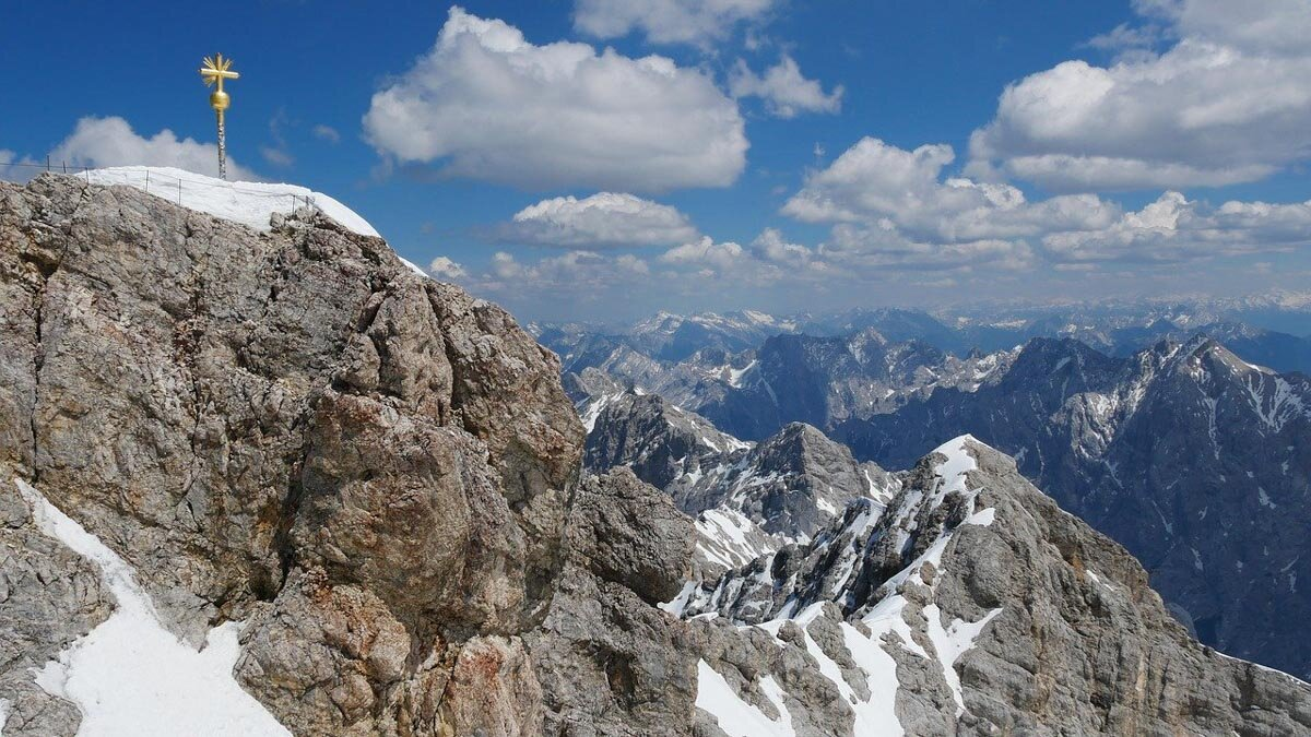 How to visit Zugspitze, Germany's highest mountain