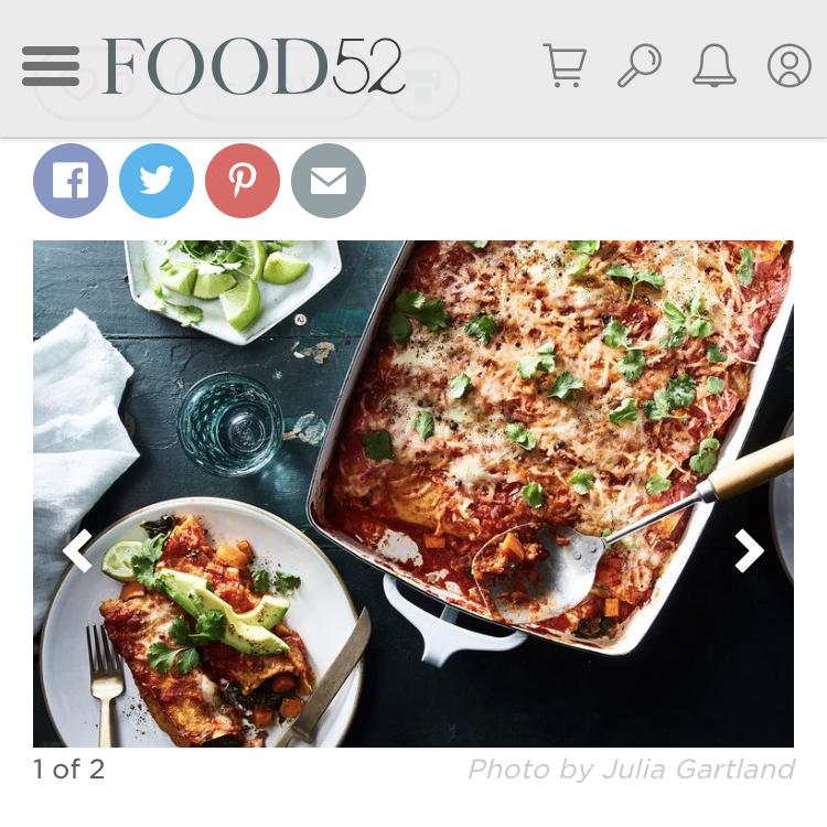 Food 52 -