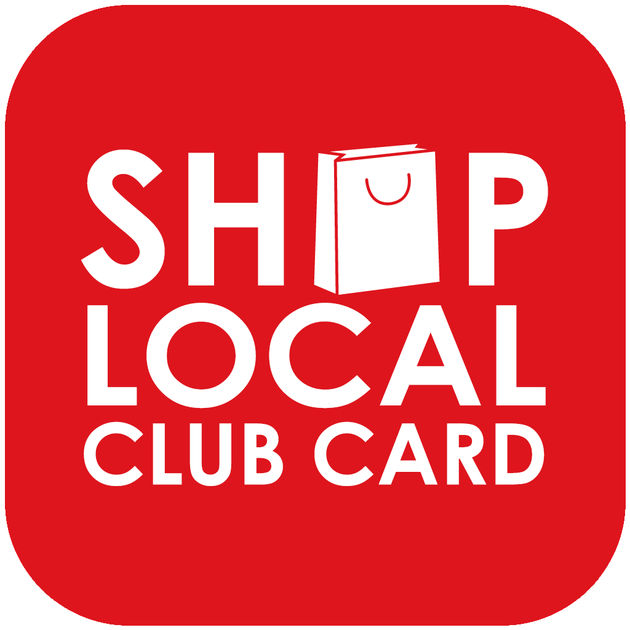 Shop Local Loyalty Card - We are a proud supporter of the Shop Local Club card scheme which was created to help support the local independent business community. You can collect points with us to spend in store. For more information call in to the shop.