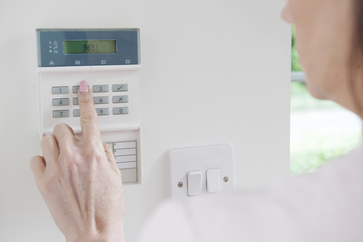 Burglar Alarm -