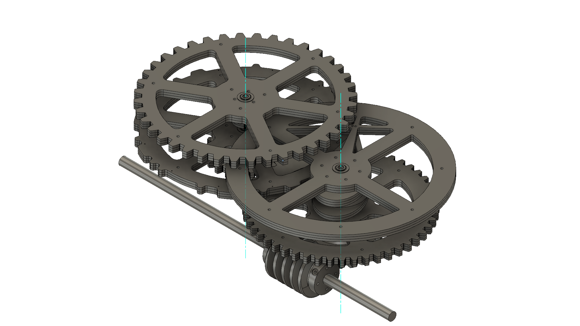 Early Mechanism Design