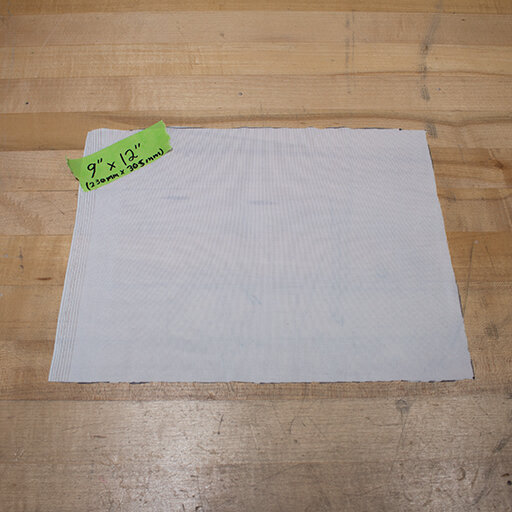 """2 - Power Mesh - 9"""" x 12"""" (About 230mm x 305mm)$12 / Yard"""