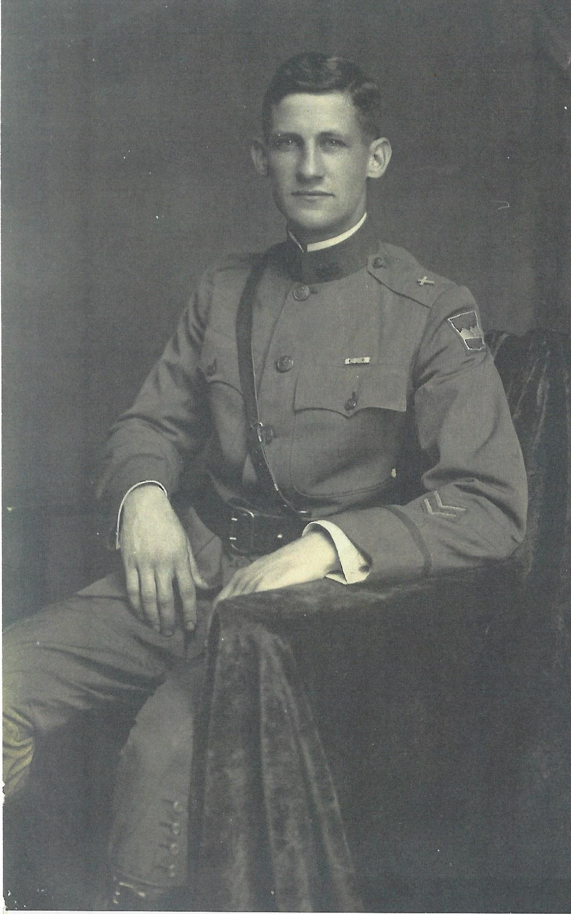 Leonia during World War I - When the United States entered World War I some 160 men served in France including the Reverend Arthur Brown from the Methodist Church as a chaplain and four doctors among them Dr. James Wyckoff.Lieutenant Arthur Brown, Chaplain circa 1918