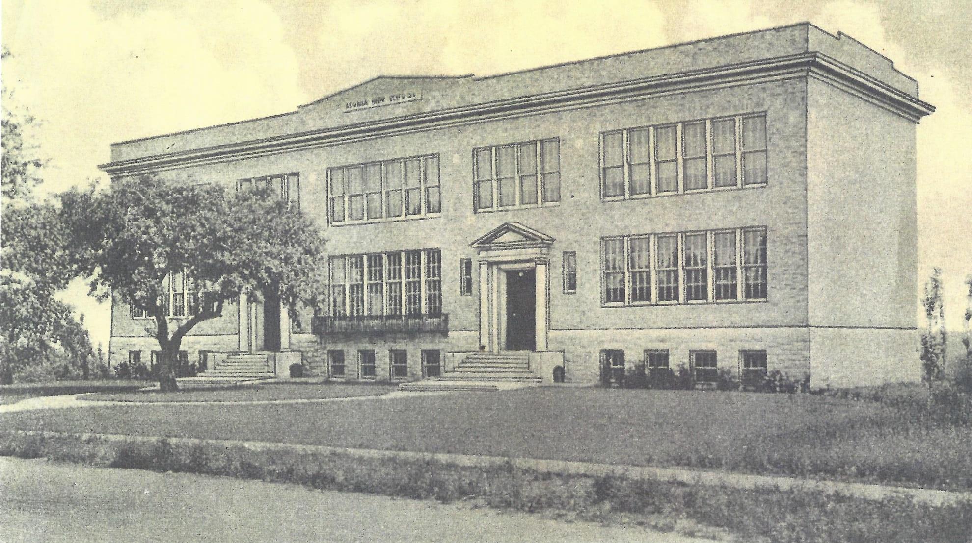 Leonia High School - Christie Heights Street 1913