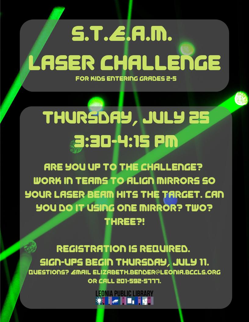 S.T.E.A.M. Laser Challenge.png