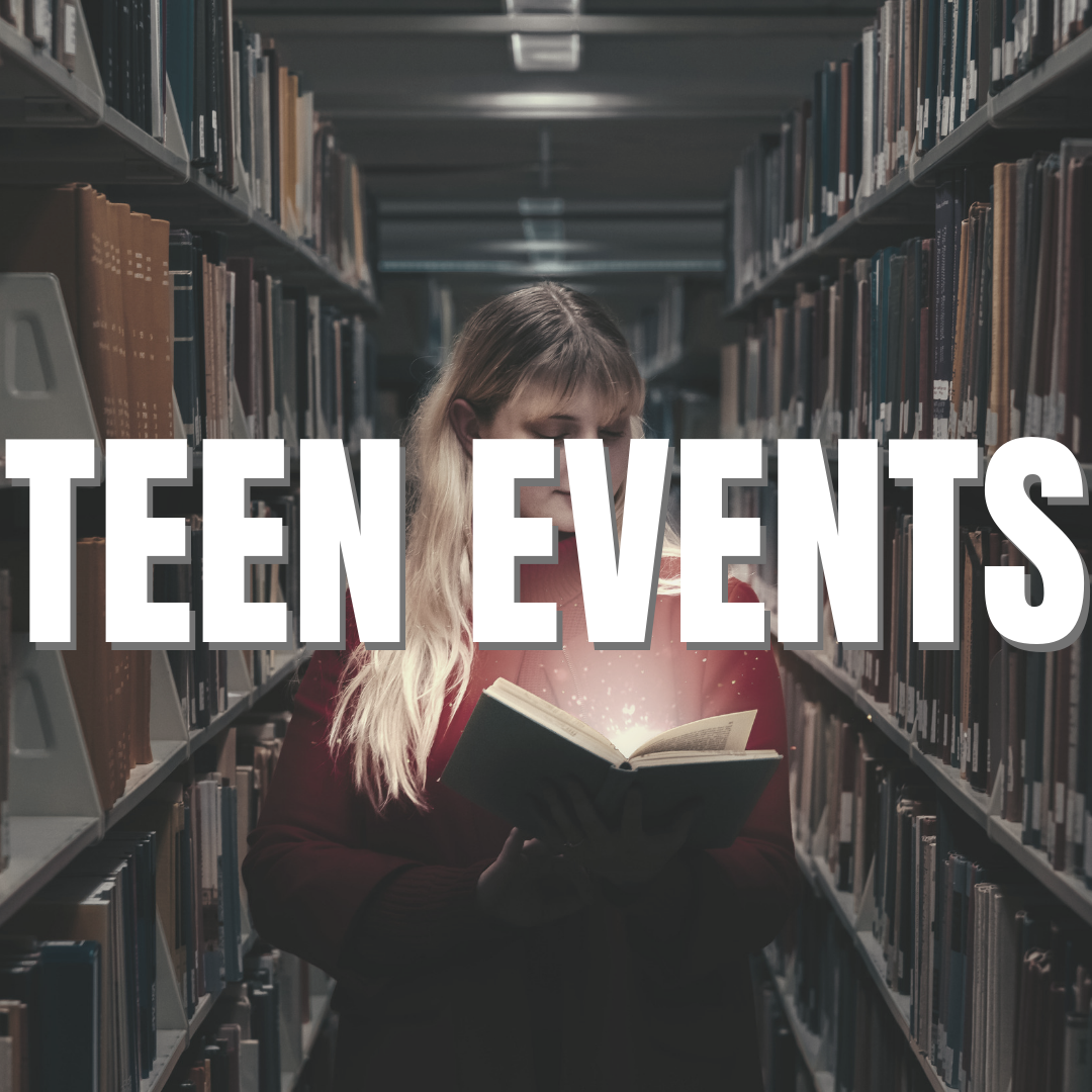 Teen Events at the Leonia Public Library in New Jersey