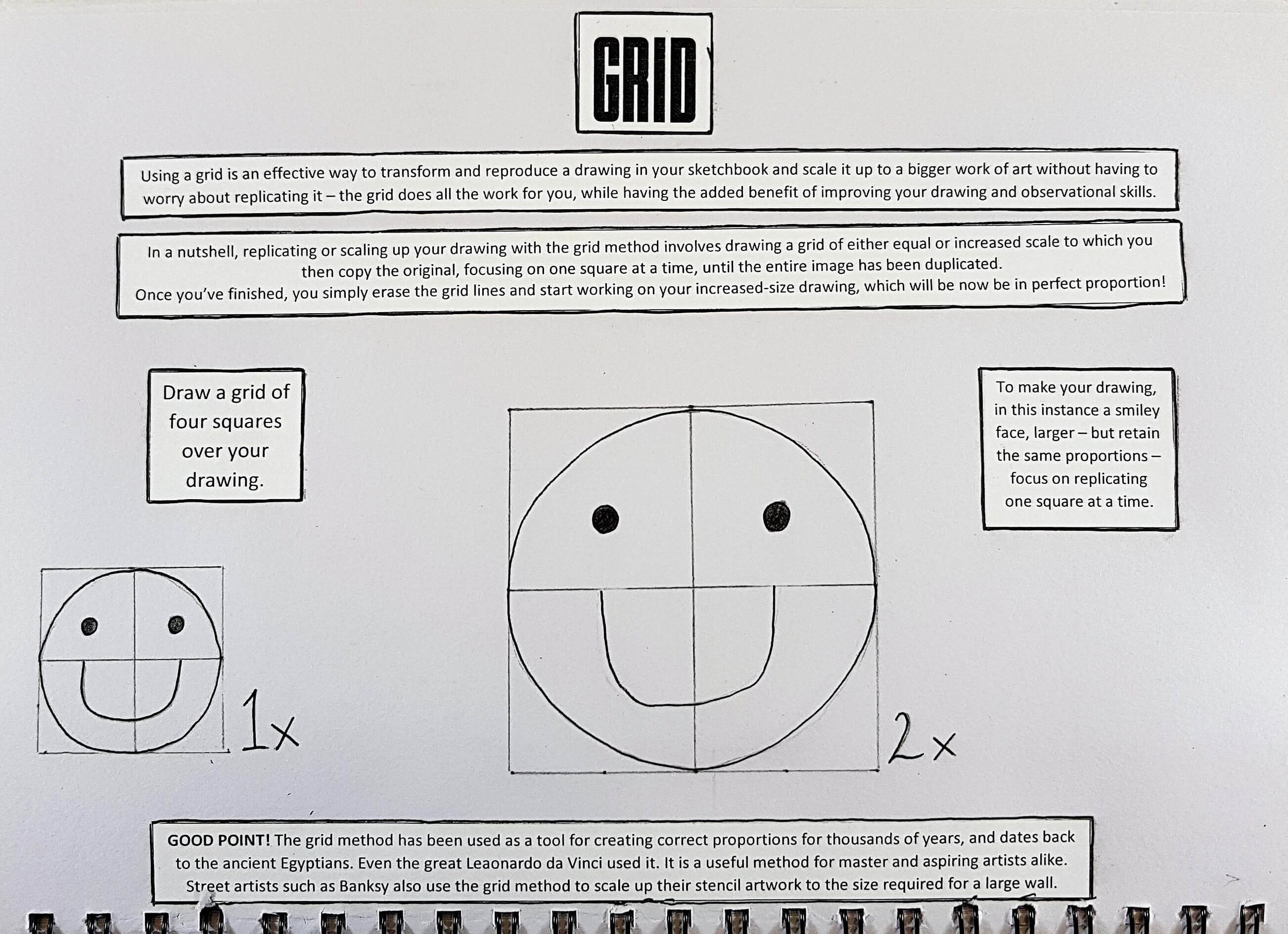 Day 23: Using Grids (part 1)