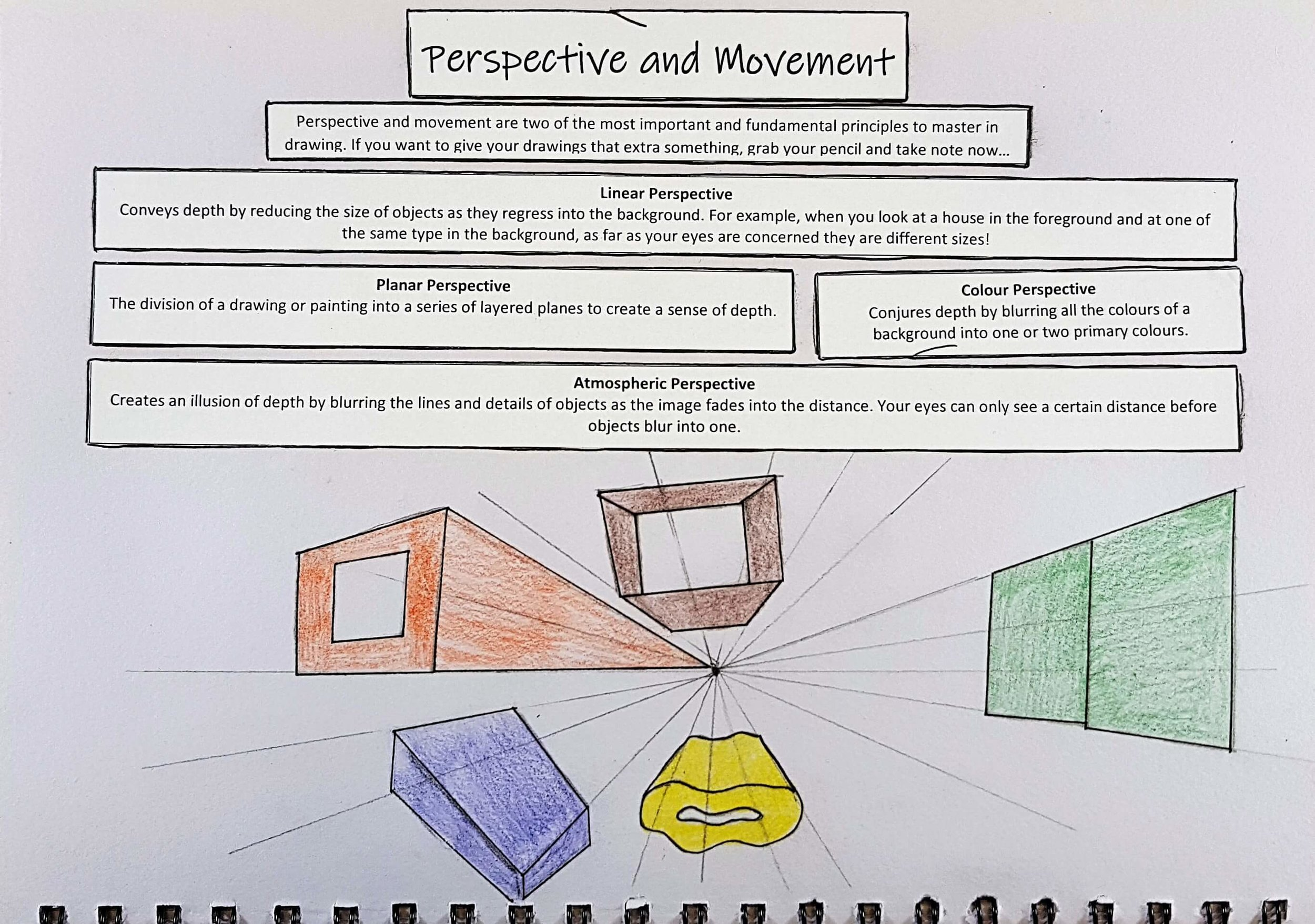 Day 25: Perspective and Movement