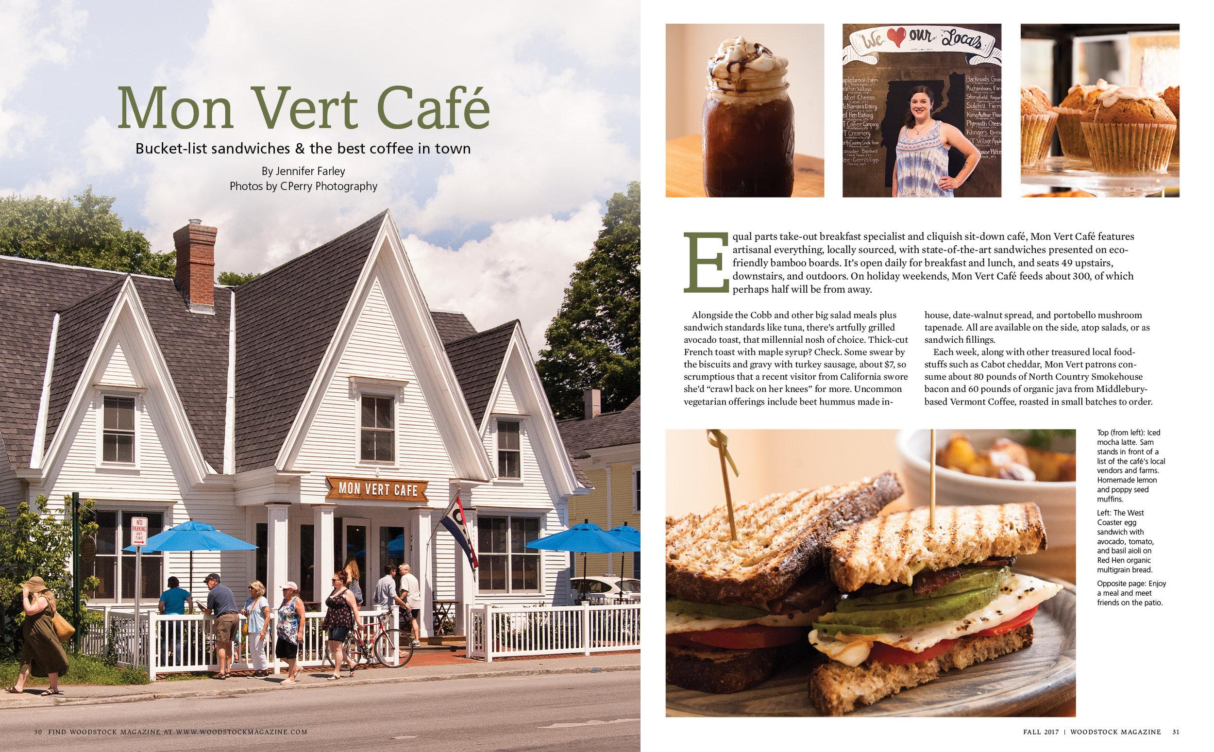 Mon Vert Café