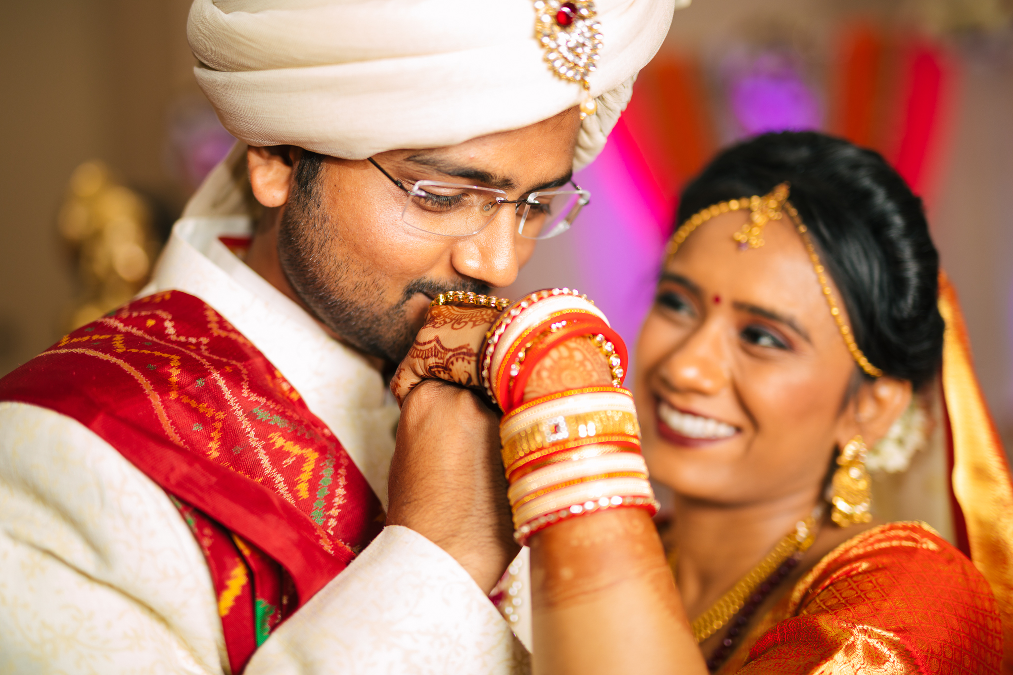 Riya & Harsh Full Wedding Gallery