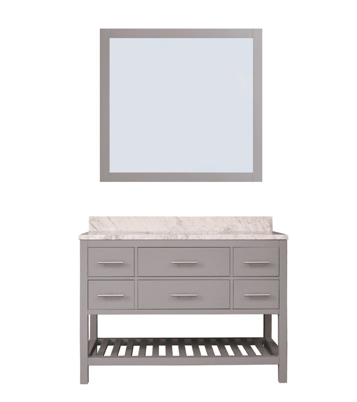 "Caribbean breeze collection set, grey 48""     $1450.00"