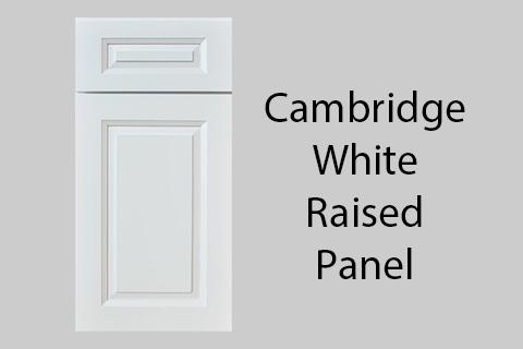 Cambridge White Raised Panel GC.jpg