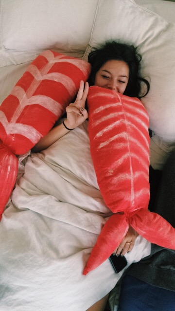 Nom life dreams of sushi