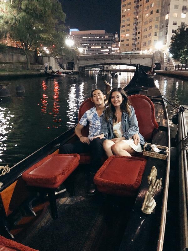 We gondola people now