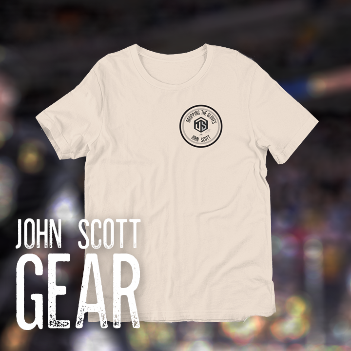 Official John Scott Gear - T-Shirts, Hoodies, Hats and more!