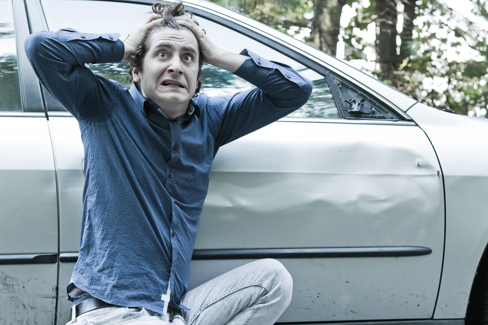 Shook by an Auto Collision | ClassicCollisionMadison.com