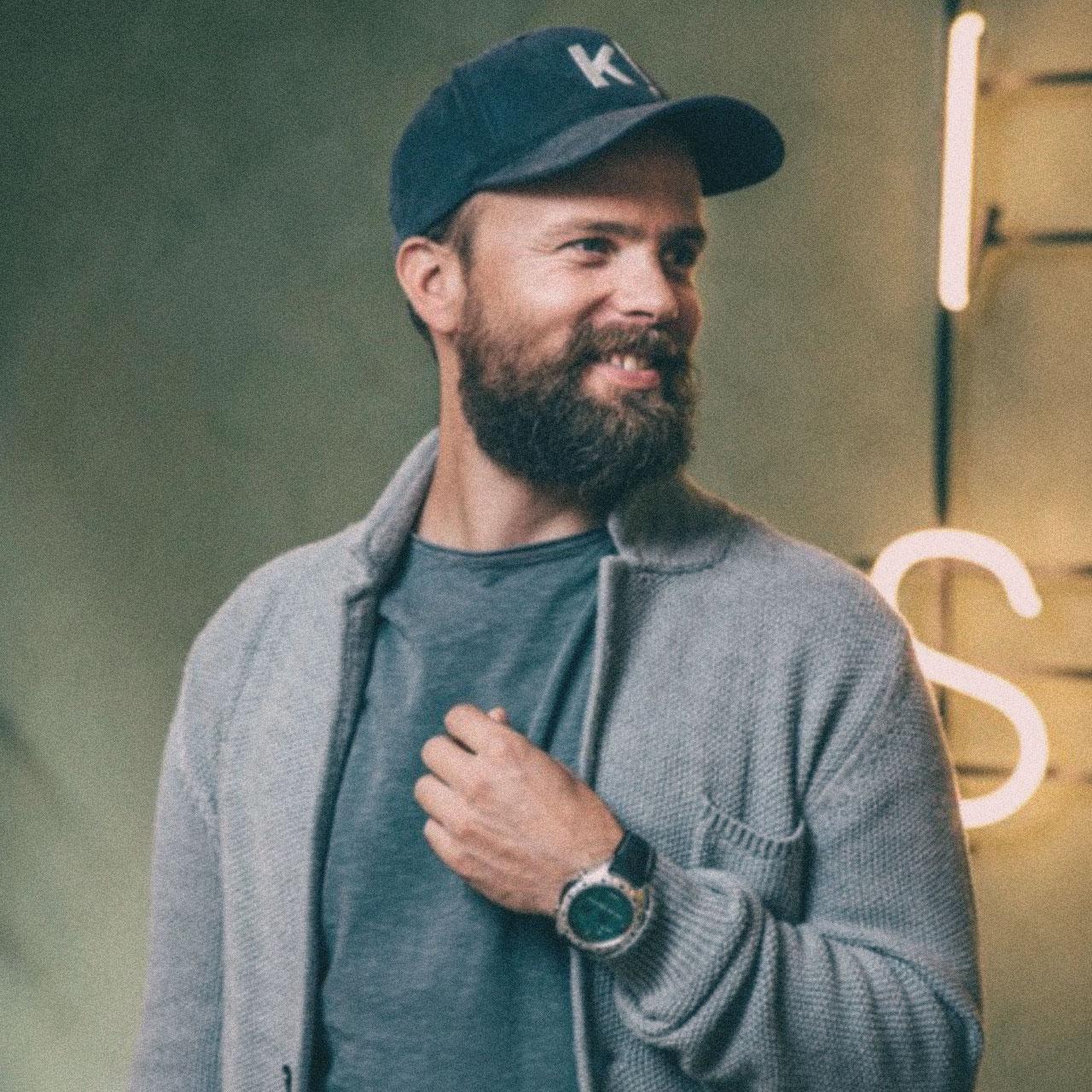 Johan Brand - Founding Partner