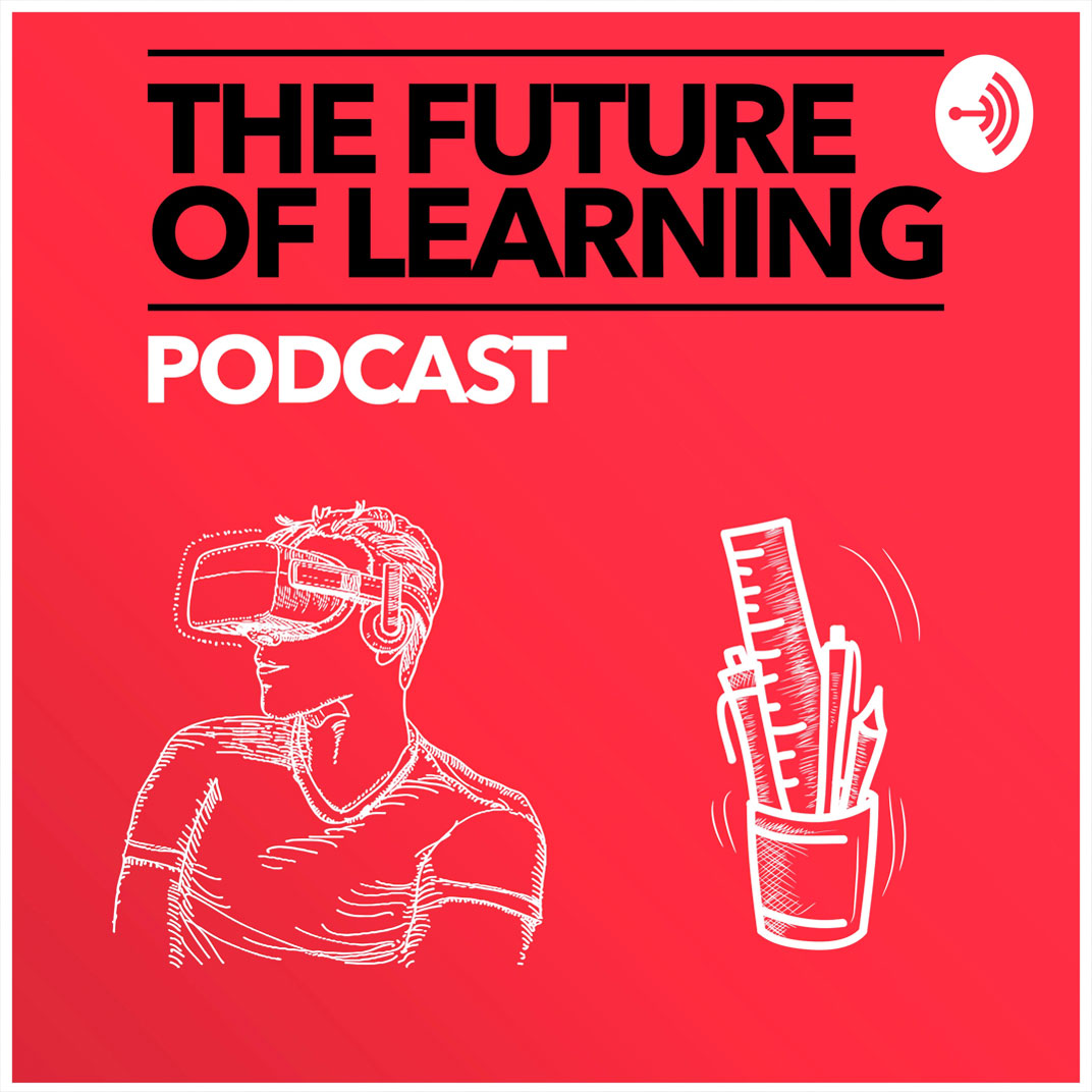 #6 Kahoot! and Learner Centred Approaches: Jamie Brooker - The Future of Learning Podcast