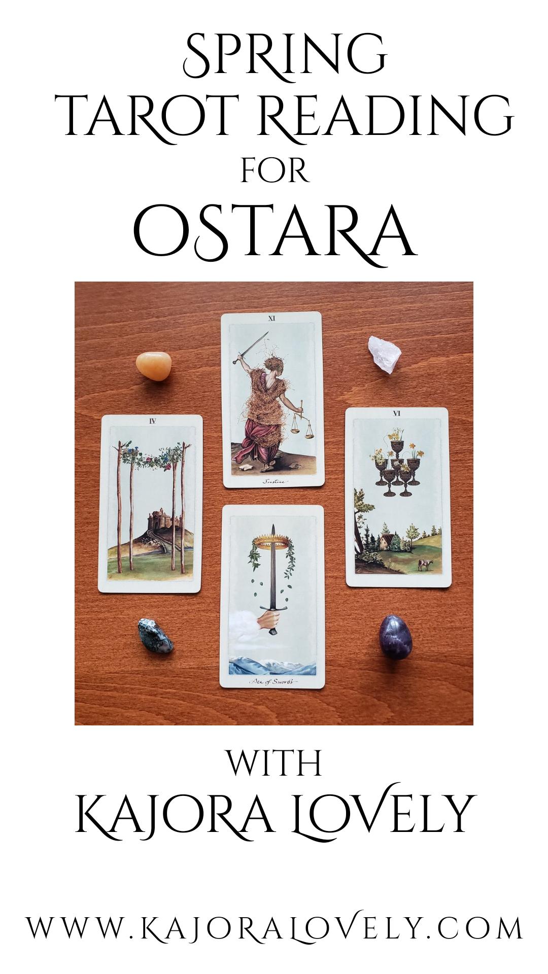Tarot Readings — Blog — Kajora Lovely