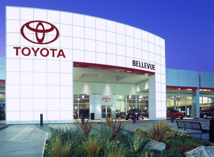 Michaels Toyota, Bellevue WA