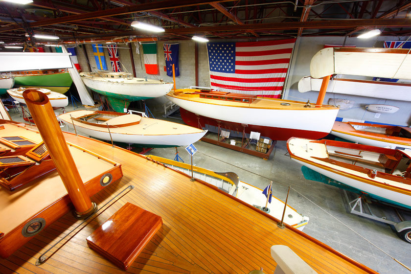 About The Museum - The Herreshoff Marine Museum is dedicated to the education and inspiration of the public through presentations of the history and innovative work of the Herreshoff Manufacturing Company and the America's Cup competition.
