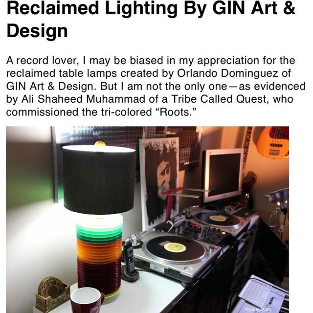 Thanks for the feature Designer Pages  @designerpages http://media.designerpages.com/3rings/2017/01/reclaimed-lighting-by-gin-art-design/