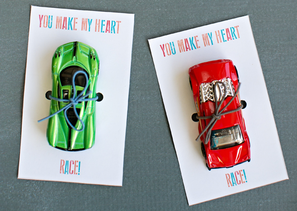 Get the free  printable  here and race cars  here .