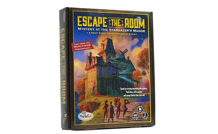 Escape the Room  by Thinkfun would be a great addition to a classroom.