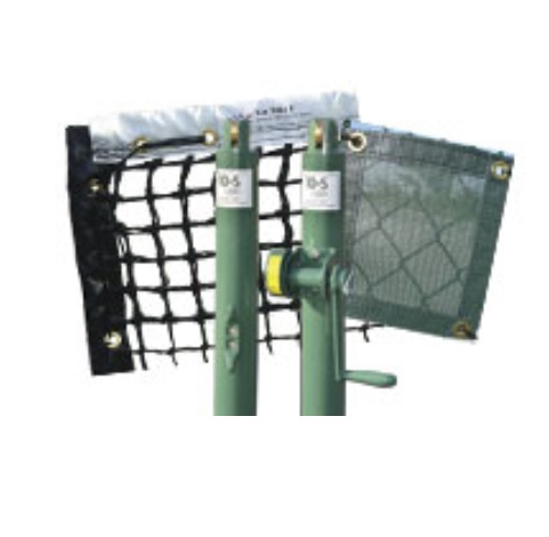 Tennis Products   Nets, posts, windscreens, backboards, court organizer and many more products available.