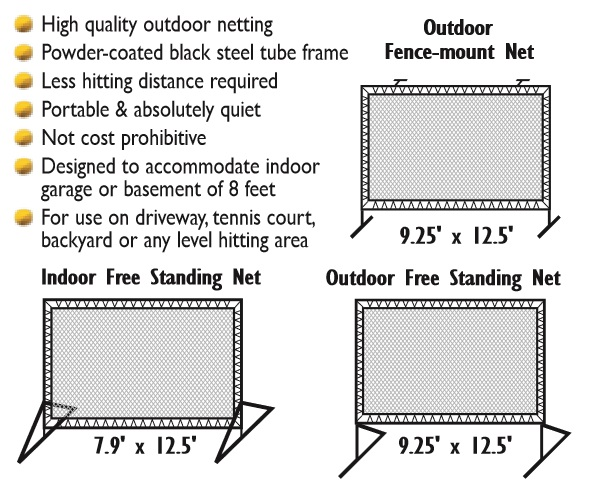 Portable Net Series