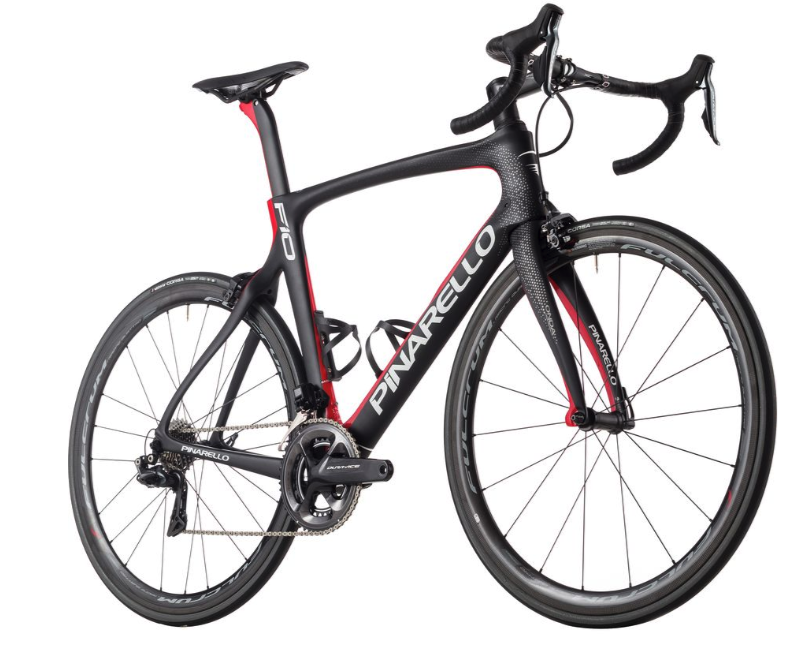 pinarello bike review by angeloutdoors.com.