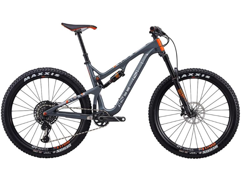 The Intense ACV Mountain Bike - Reviewed