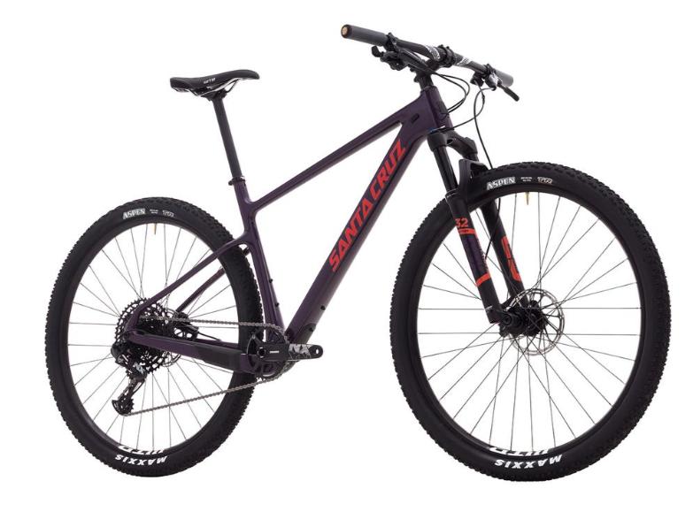 The Santa cruz mountain bike - reviewed.