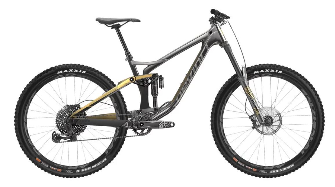 Devinci mountain bikes - reviewed.